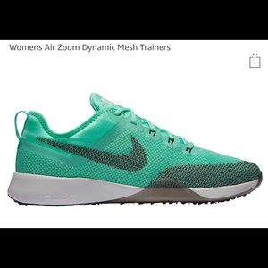 Nike Zoom Dynamic Mesh Trainers